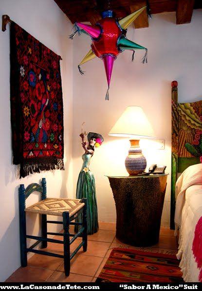 Hacienda Life: La Casona de Tete- A Treasure of Mexican Decor