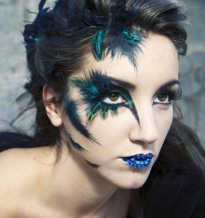 I super love high fashion avant garde looks just like this #beautylish making a difference 2013 #WinWayneGossTheCollection