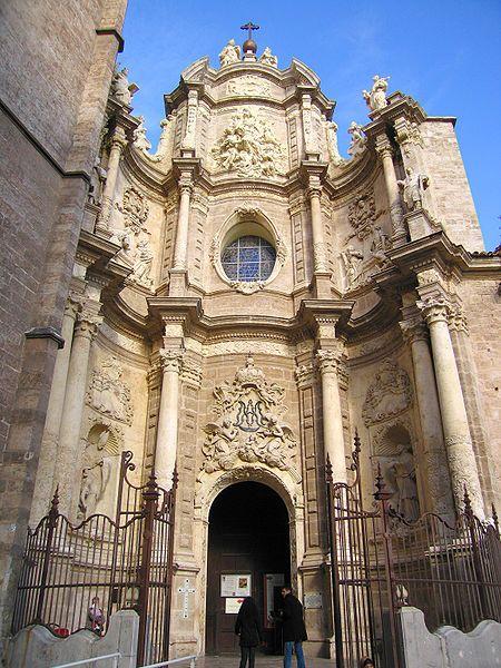 Cathedral of Valencia - Valencia, Spain