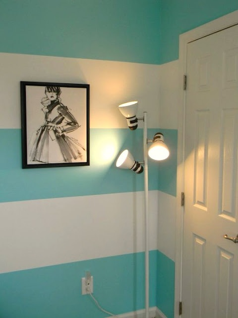 25 Best Ideas About Striped Walls Horizontal On Pinterest Painting Horizontal Stripes
