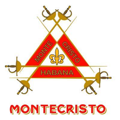 Montecristo cigar logo.