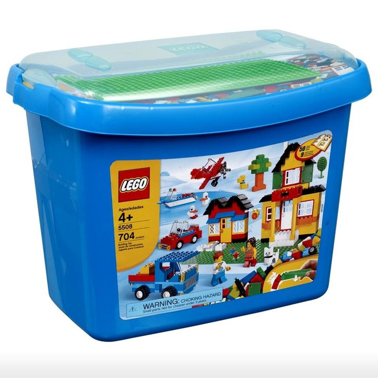 Lego Toys > 4y-12y > 5508 Deluxe Brick Box | Shop Online