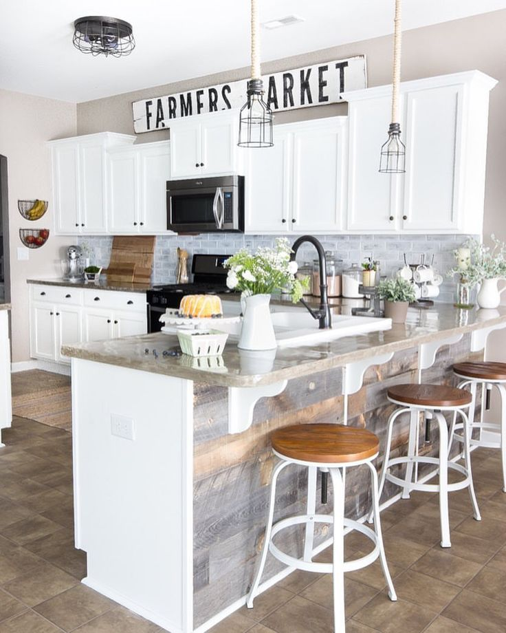 Kitchen Cabinet Accents: 62 Best Decorating Above Kitchen Cabinets Images On