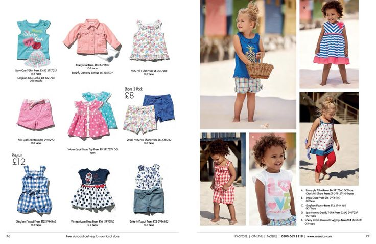 Summer 2015 Catalogue | M&Co™