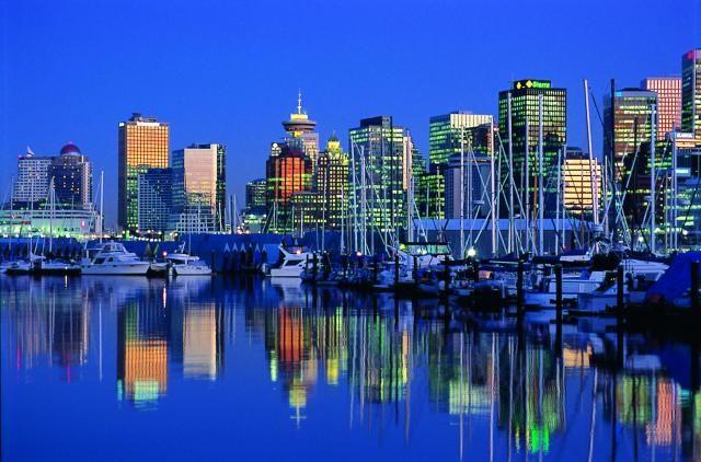 vancouver, bc...english bay