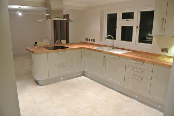 Image result for knocking a kitchen and dining room through
