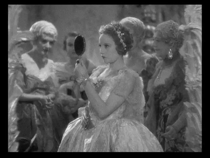 Екатерина с зеркалом