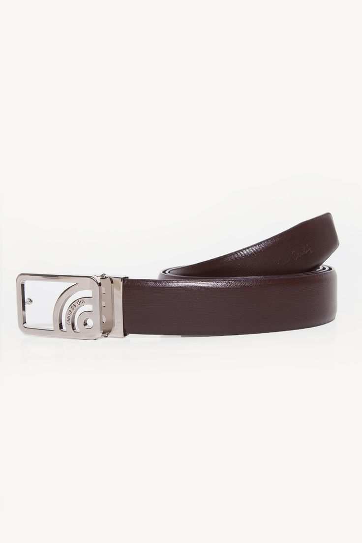 Circle Cut Out Belt