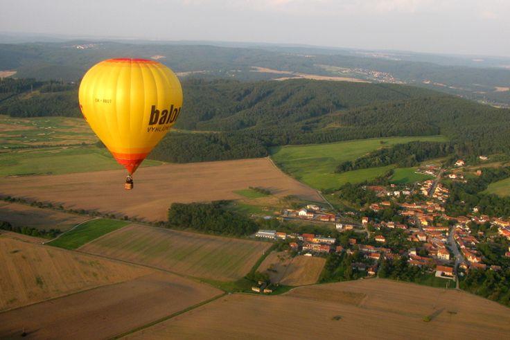 Balon.cz a Jinačovice