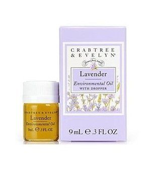 Crabtree evelyn lavender home fragrance oil 0 3 fl oz by for Long lasting home fragrance