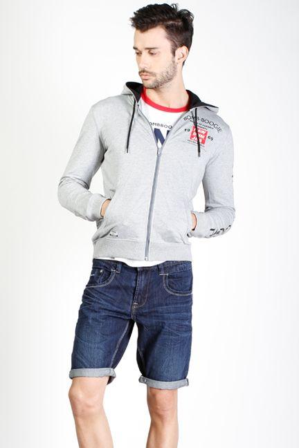 BOMBER B GREY JACKET - $ 42.09 discount 20% $ 33.68 only on www.bombboogie.co.id #man #fashion #jacket #bombboogie #manfashion