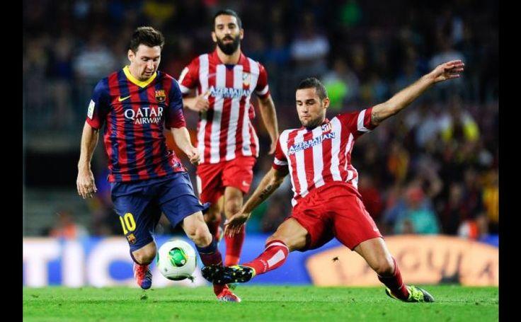 Barcelona vs Atlético Madrid hoy por los cuartos de final de la Copa del Rey.