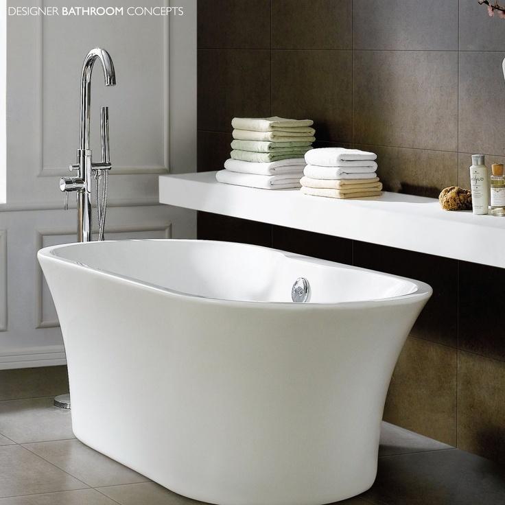 25 best freestanding baths images on pinterest