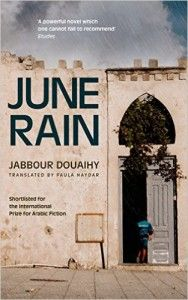 Review of June Rain, by Jabbour Douaihy