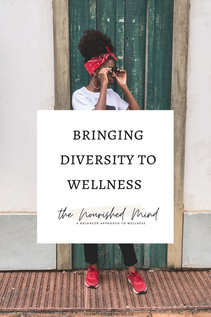 Right now we are being met with the reality that the world of wellness is a privilege. How can we make wellness more inc…