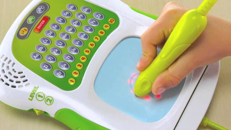 How does it work? Leap Frog Scribble and Write | Learning to Write Toy!