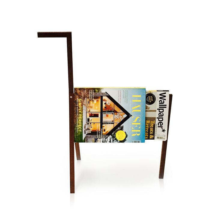 The small Cavallino coffee table is made from solid walnut and fulfils multiple functions. It works as a valet stand, a newspaper rack, a towel holder, a toilet roll holder or a home sculpture. Small accessories can enrich its functions. If you have always wanted to own a horse - and a three-legged one, alas - now it's your time to have it. This designer coffee table is on sale online in 2 colours and 2 sizes. Italian maker Valsecchi 1918 has a special flair for working wood in amazing wa...