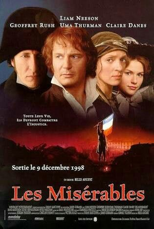 Los miserables  Director: Billy August