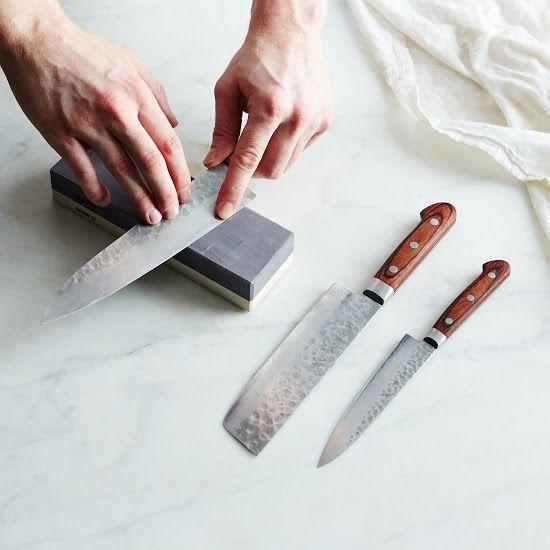 food52 japanese knife sharpening stone