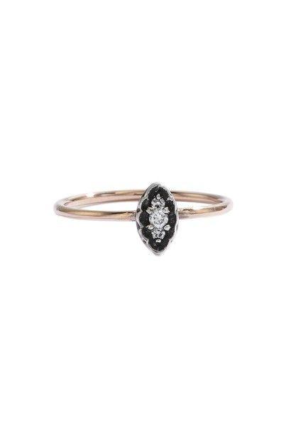 Oval Filigree Ring
