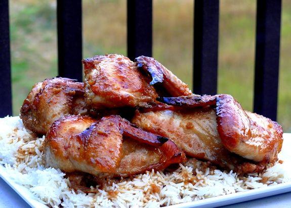 Indonesian Ginger Chicken Recipe Ginger Chicken Ina