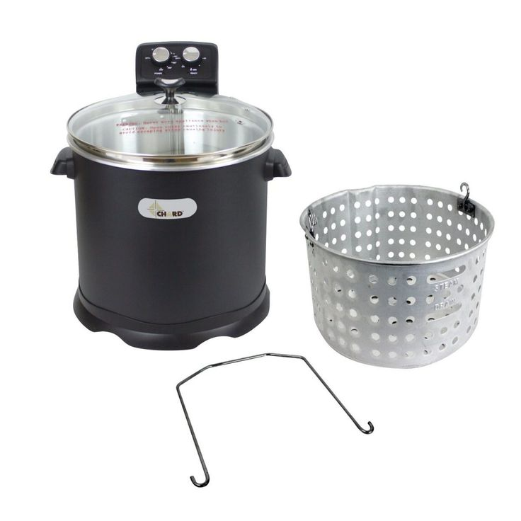Chard Electric Turkey Fryer Review