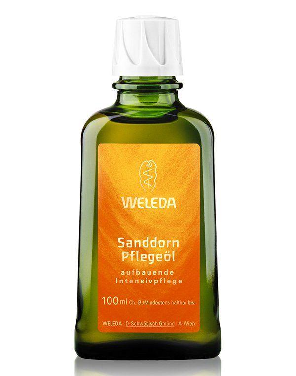 Облепиховое питательное масло для тела, Weleda купить от 1249 руб в Созвездии красоты