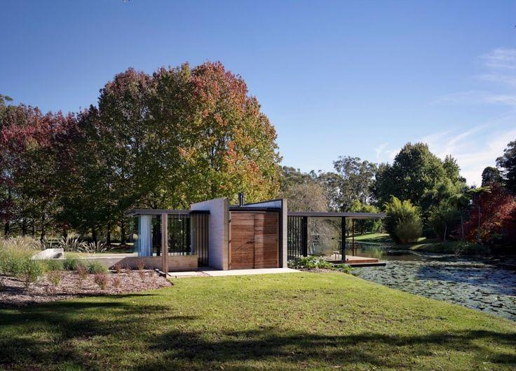 Wirra Willa Pavilion | Somersby, Australia | Matthew Woodward Architecture | photo  by Murray Fredericks