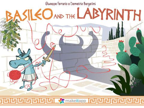 Apppicker.com wrote about Basileo! The new app for Kids, lets little ones explore the Greek Myths in a fun and interactive way, and the last update also included a drawing section for even more fun! Get your Basileo App today and embark on a mythical journey through ancient Greece. What are you waiting for?