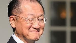 Jim Yong Kim : new president of the World Bank