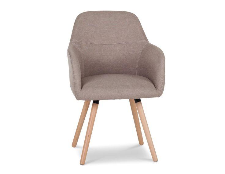 ALICIA - Dining chair - Cream