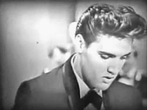 Elvis Presley - STUCK ON YOU  1960  .. Ladies, he's singing live in this one!!!