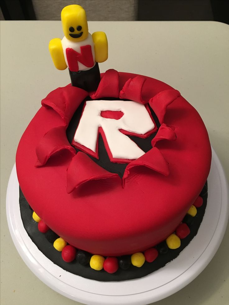 Moses Birthday Cake