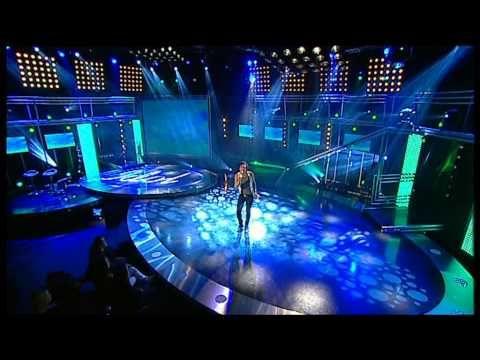 Nothing Compares 2 U - Sebastian Karlsson - Swedish Idol 2005 [HQ]