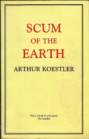 Scum of the Earth (book) - Wikipedia