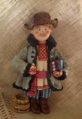 Кукольный хоровод. Работы Валентины Петруниной - Галерея искусств - Для души - Статьи - Школа радости