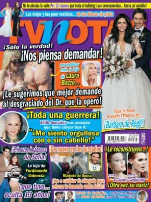 Nombre Revista :  TV Notas México                                                    Fecha:  2 Mayo 2017                         ...