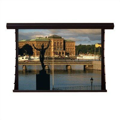 """M1300: Silhouette/Series V Electric Screen - AV Format 50"""" x 50"""" by Draper. $1582.45. 107092Q Features: -Now available in 16:10 and 15:9 laptop presentation formats.-Conduit connection is provided at back or top..-Front fascia is removable without tools giving easy access to roller and motor for service..-Tab-tensioned so the surface is perfectly flat..-12'' extra drop is standard.. Options: -The slender curved aluminum case and endcaps are finished with our standard ..."""