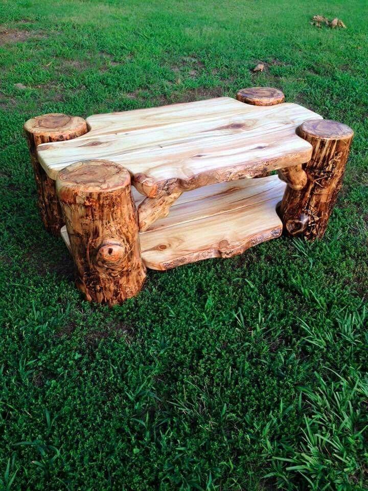 Kaffetisch! #WoodWorking