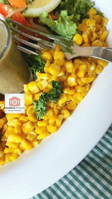 Caramelized Sweetcorn