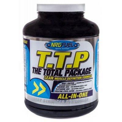 NRGFuel T.T.P The Total Package