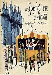 Spaghetti van Menetti - Fairtytale -Childrens' book