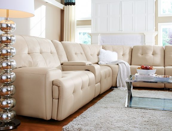 Marvelous Hate The Faux Leather, But Love This Design. Magellan II Leather Collection    Value City Furniture Great Pictures