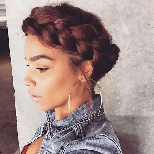 Astonishing 25 Best Ideas About Halo Braid On Pinterest Crown Braids Hairstyle Inspiration Daily Dogsangcom