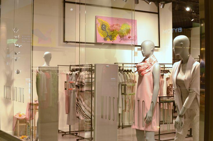 HEXELINE store | Galeria Mokotow | Warsaw