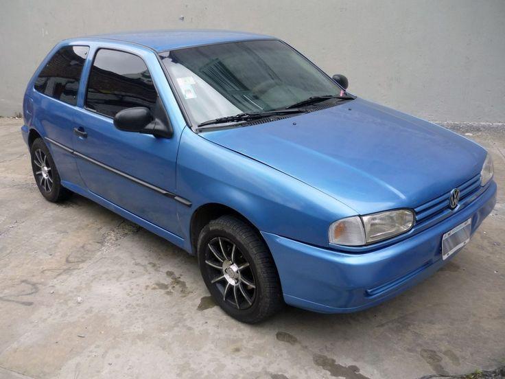 volkswagen gol gli aa dh gnc 1996 - anticipo y cuotas