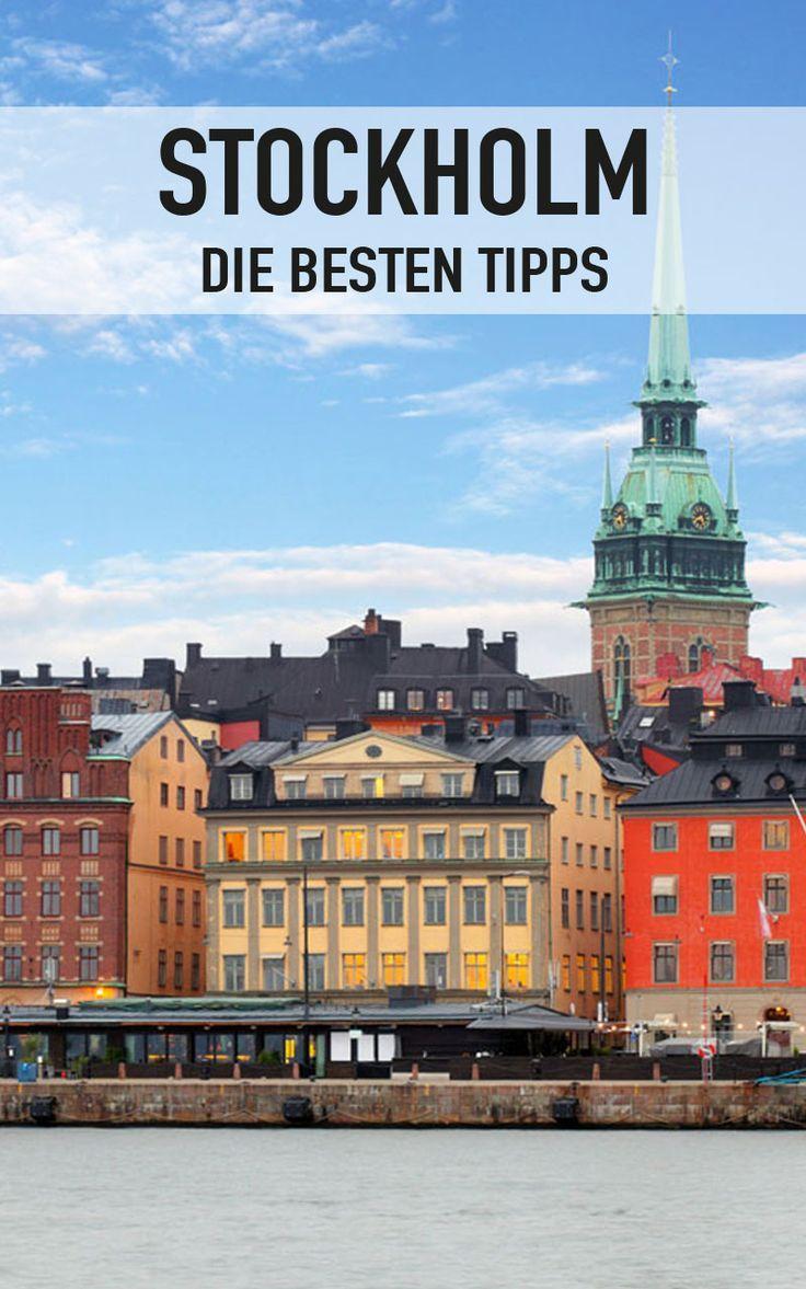Entspannt die Stockholm Reise planen: Meine besten Tipps & alle Highlights die du ansehen musst!