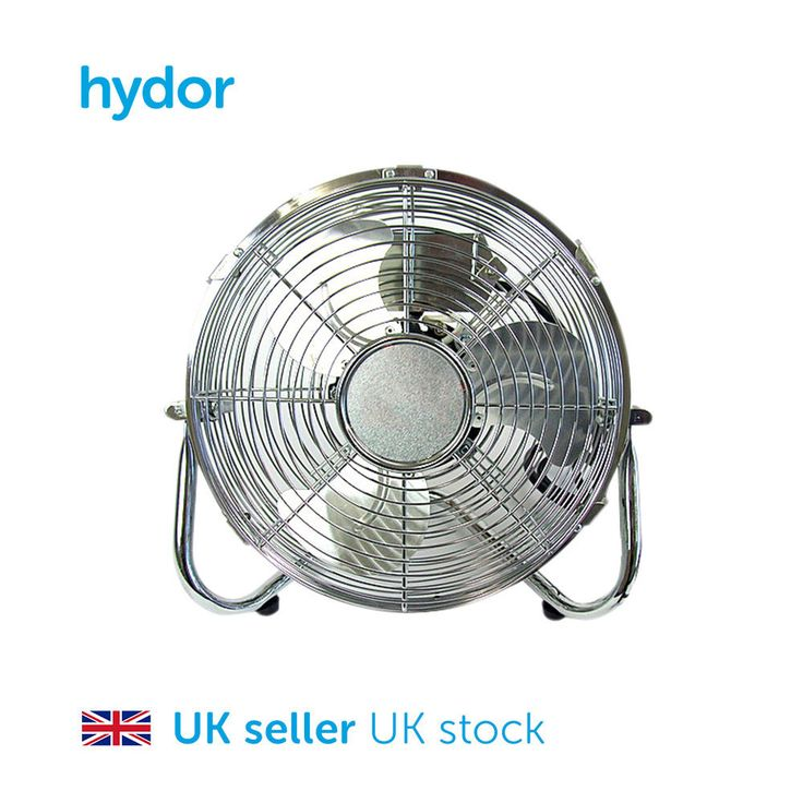 450mm 18inch Floor Fan / Wall Fan with Wall Mounting Brackets 230V in Home, Furniture & DIY, Heating, Cooling & Air, Portable Fans | eBay