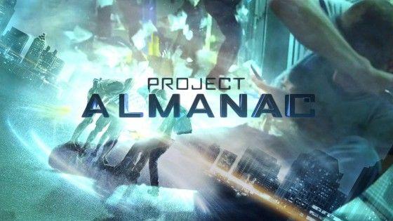 PROJECT ALMANAC (12A), Sci-Fi | Thriller, Dir. Dean Israelite, US, 2014, 106 mins Cast: Amy Landecker, Sofia Black-D'Elia, Virginia Gardner. Release date: 20/02/15