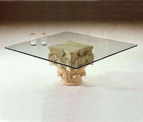 Base per tavoli corinzio art.10 - Le Pietre srl